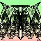 Owl Eyes by Deborah Dillehay