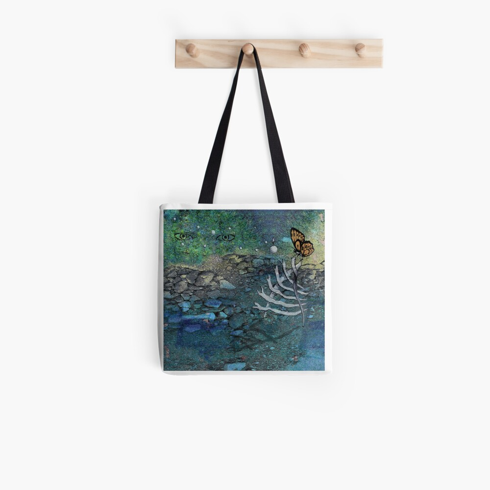 Messages from Beyond Tote Bag