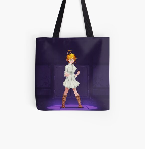 Emma - The Promised Neverland All Over Print Tote Bag