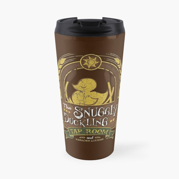 The Snuggly Duckling Tap Room Travel Mug