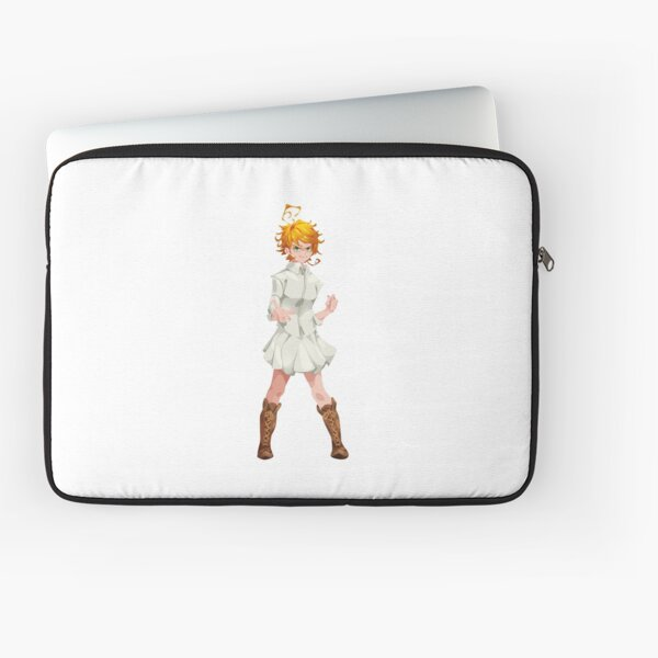 Emma Sticker Laptop Sleeve