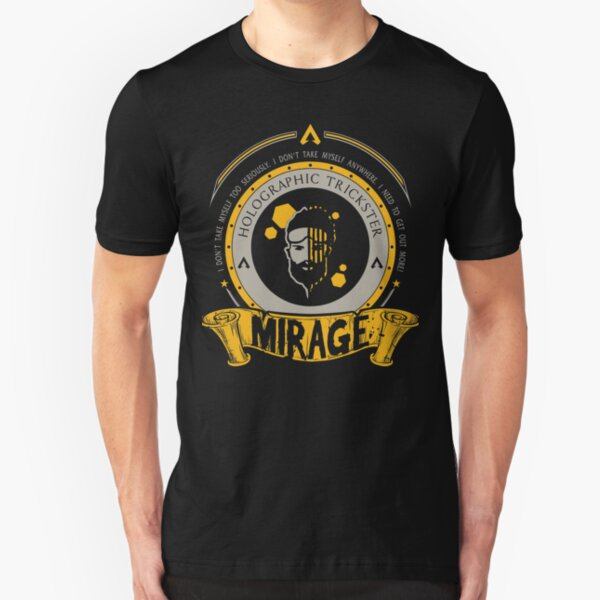 MIRAGE - LIMITED EDITION Slim Fit T-Shirt
