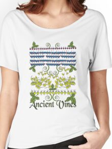 Ancient Vines Women's Relaxed Fit T-Shirt