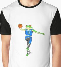 Dunkin' Frog Graphic T-Shirt