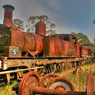 Rusty Treasure by Michael Matthews
