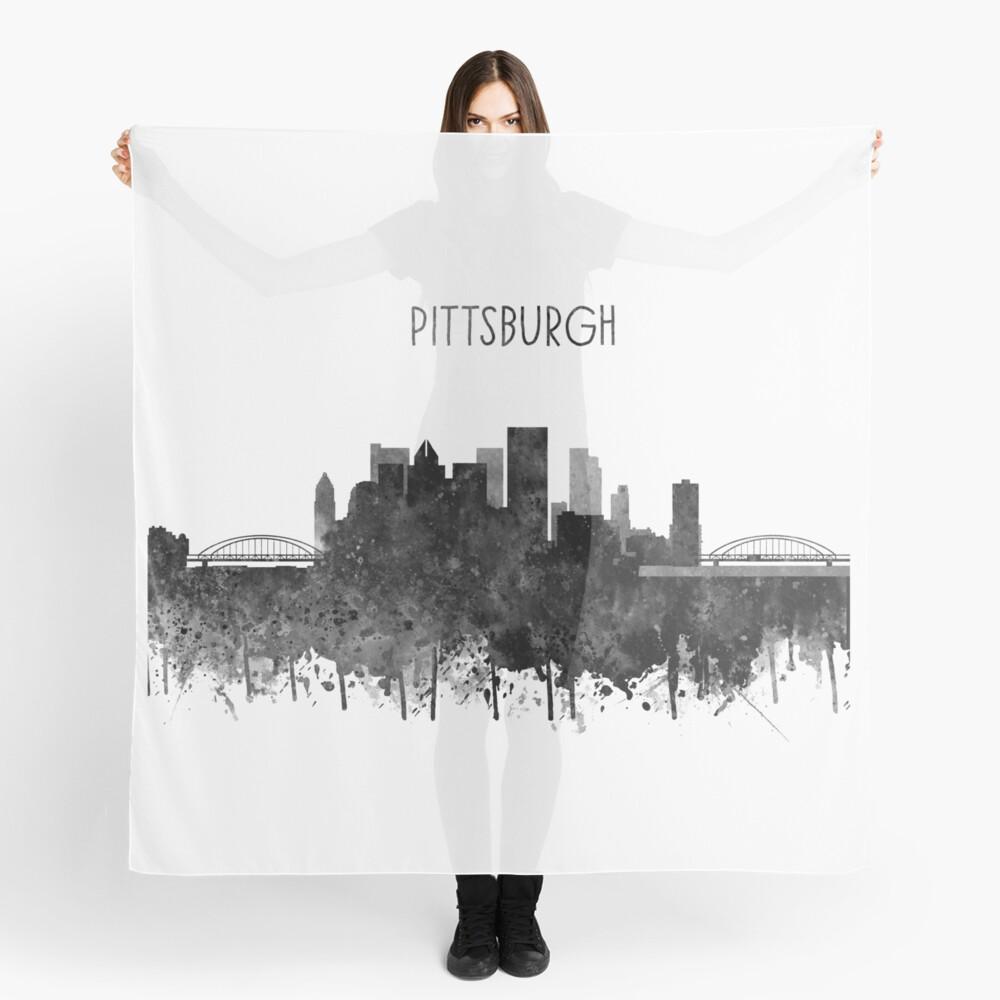 Pittsburgh, Pittsburgh Skyline Scarf