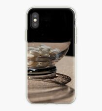 Glass and shadow iPhone Case