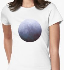 Abstract III Women's Fitted T-Shirt