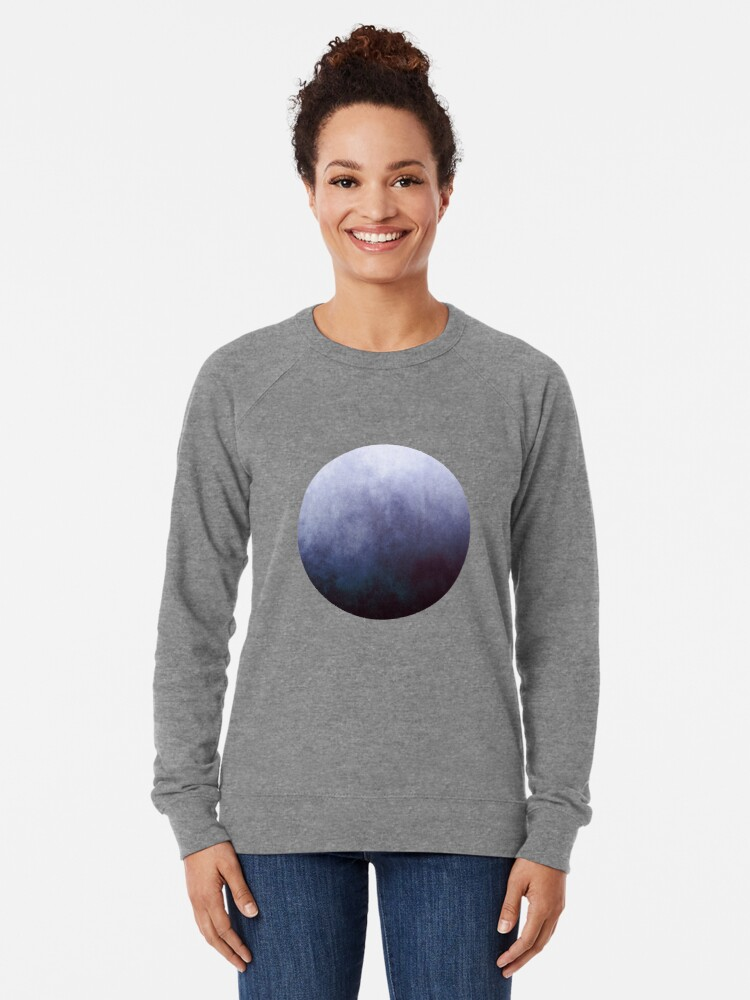 Alternate view of Abstract III Lightweight Sweatshirt