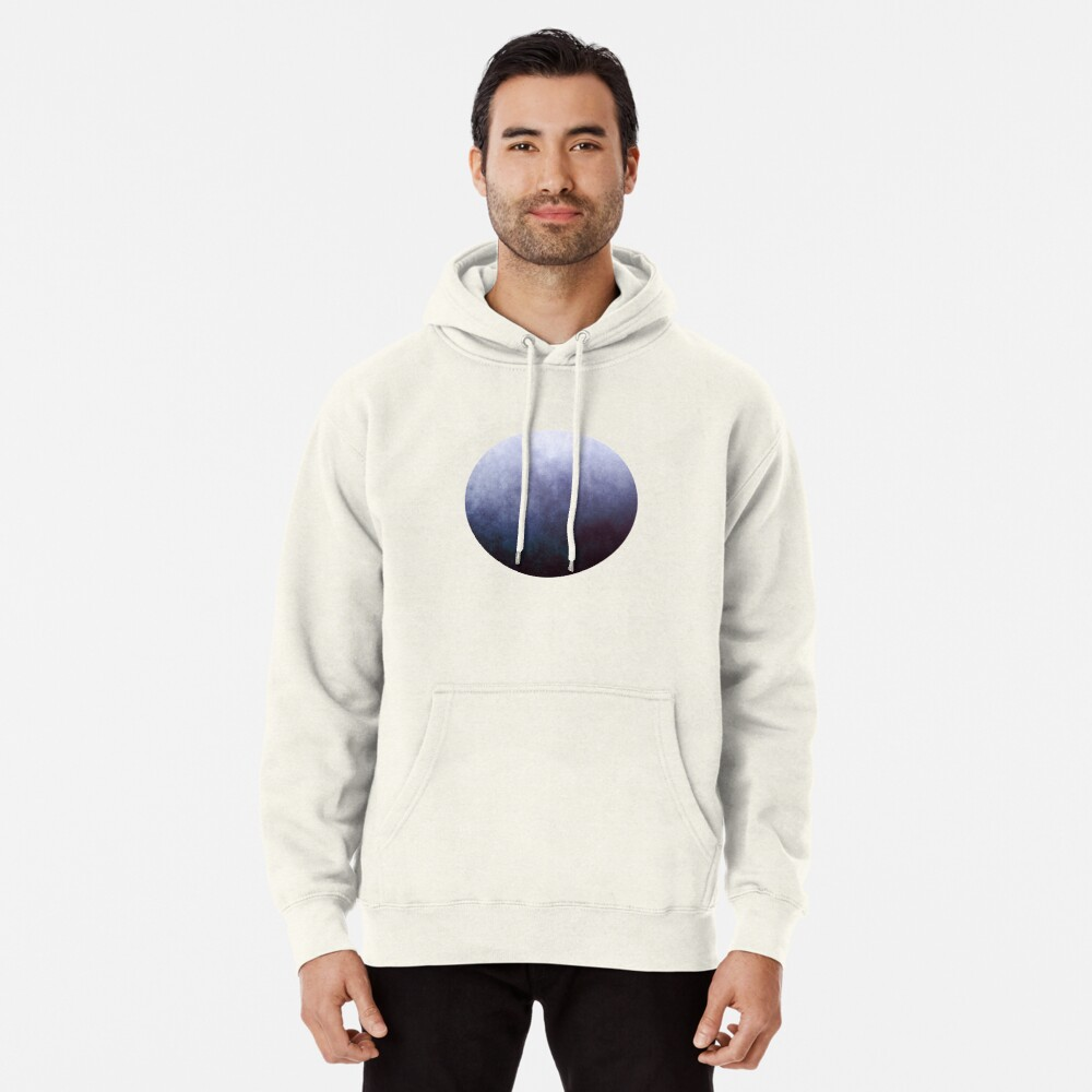 Abstract III Pullover Hoodie