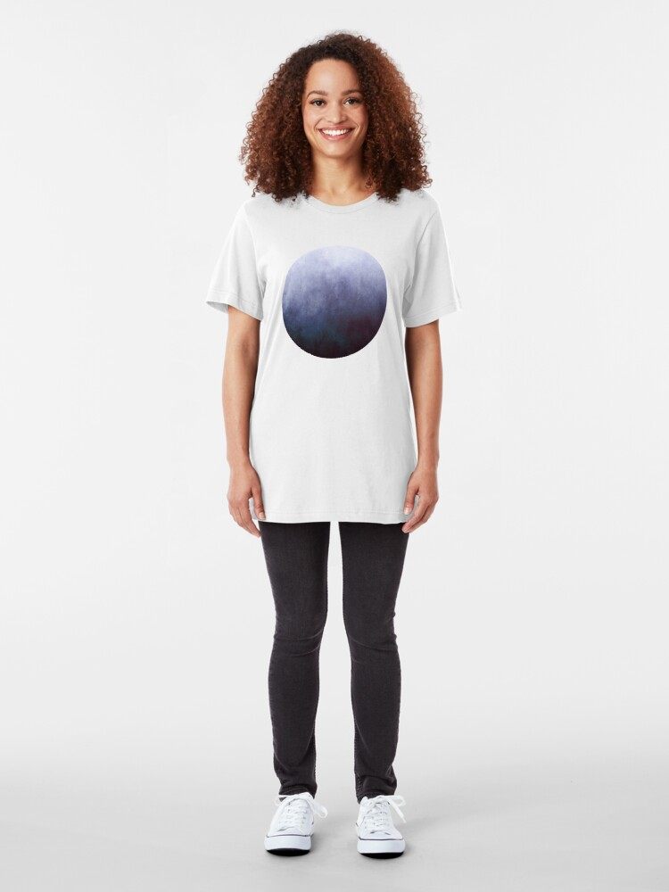 Alternate view of Abstract III Slim Fit T-Shirt
