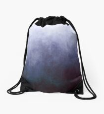 Abstract III Drawstring Bag