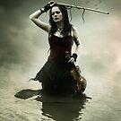 The violinist by jadekart