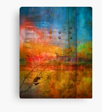 The Places I Have Never Been Canvas Print