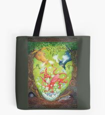 A Dragon is Born Tote Bag