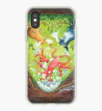 A Dragon is Born iPhone Case