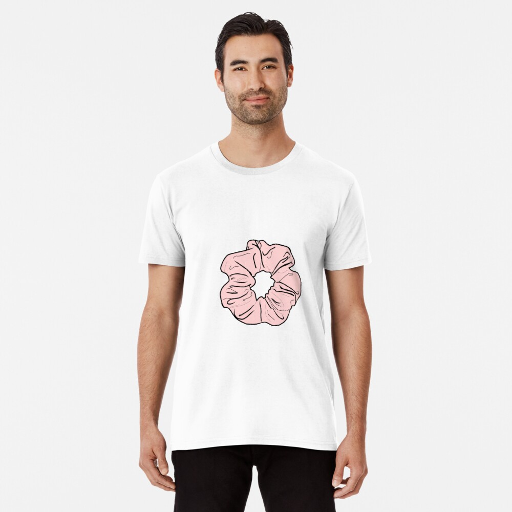 Rosa Scrunchie Premium T-Shirt