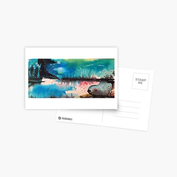 farfallablu Postcard