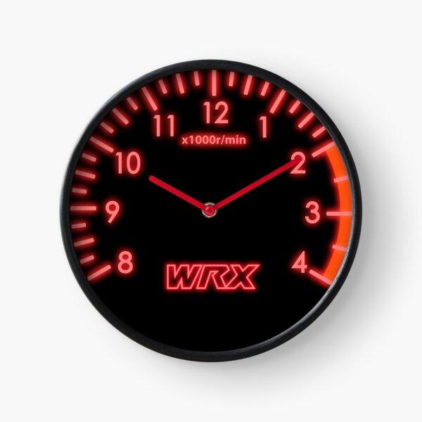 WRX Tachometer Clock Clock