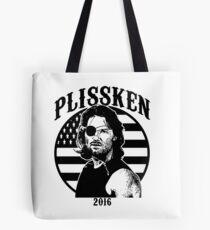 Plissken For President 2016 Tote Bag