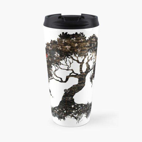 Treeeeeee! Tree! Tree! Travel Mug