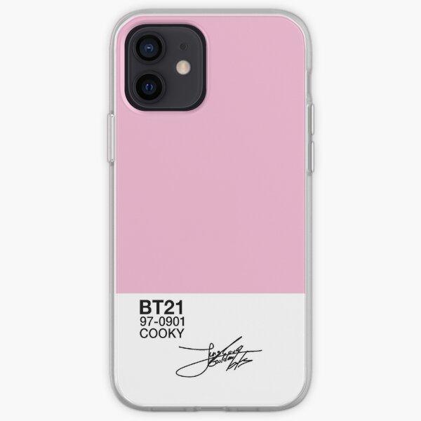 BT21 Cooky Pantone Coque souple iPhone