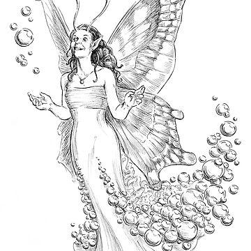 The Bubble Fairy by stephsmith