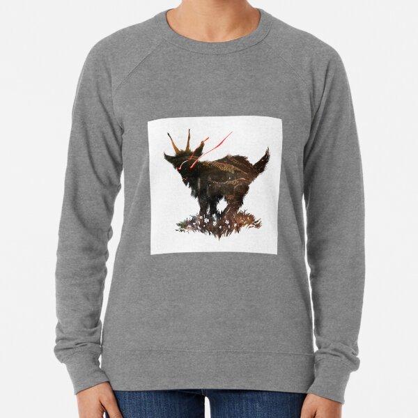 Horrible Satan Goat Lightweight Sweatshirt