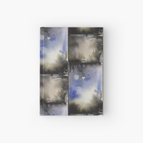 Laguna Blue Hardcover Journal