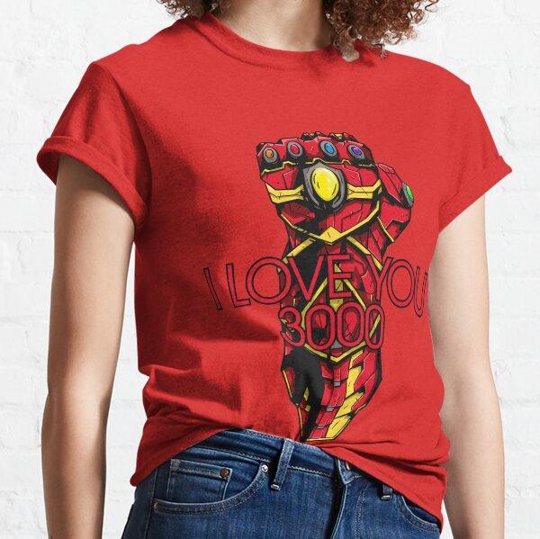 I❤U 3000! Classic T-Shirt