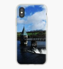 Pontsticill reservoir, portrait iPhone Case
