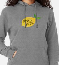 Squeeze the Day Lightweight Hoodie