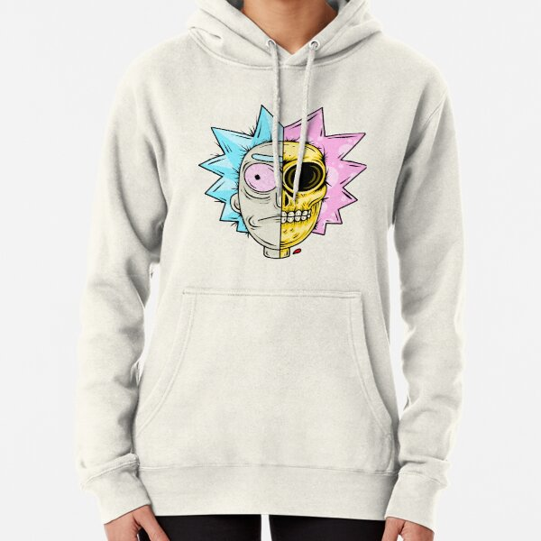 dissected rick Pullover Hoodie