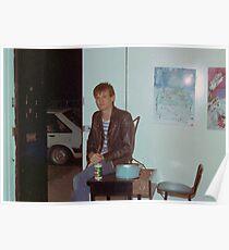 Philip 'Charlie' Rees door bitch Art Unit 1983 Poster