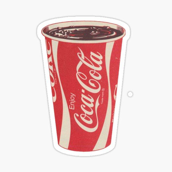 retro coke! Sticker