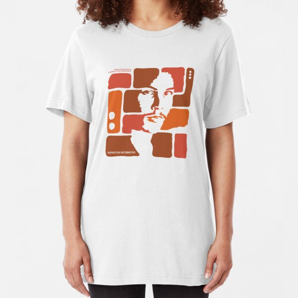 Inspiration Information Slim Fit T-Shirt
