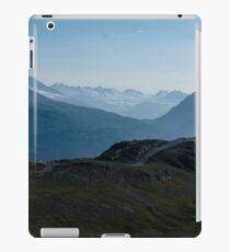 Alaska Highway iPad Case/Skin