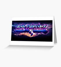 Synaptyx Logo Greeting Card