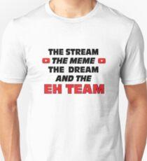 Camiseta ajustada Equipo de eh