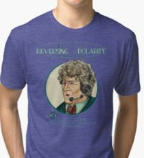 Reverse the Polarity Tri-blend T-Shirt