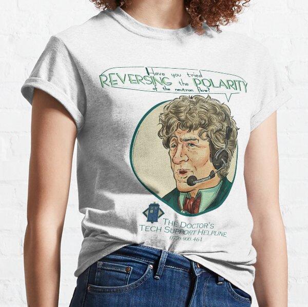 Reverse the Polarity Classic T-Shirt