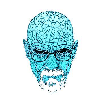Breacking Bad- Heisenberg Blue by TrailBrazzer