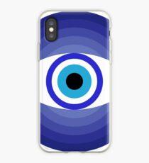 Das böse Auge iPhone-Hülle & Cover