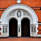 St. Mary's Chapel _ Belfast  by Shubd