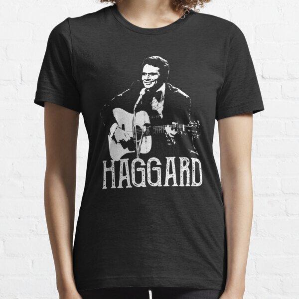 Merle Haggard - Haggard Essential T-Shirt