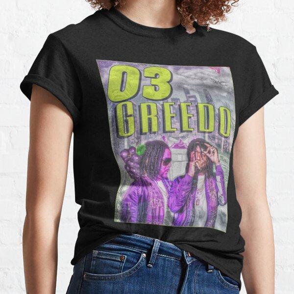 03 Greedo Classic T-Shirt