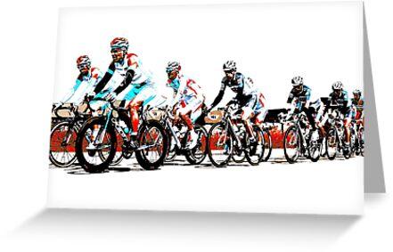 Giro d'Italia 2010 by Hans Kool