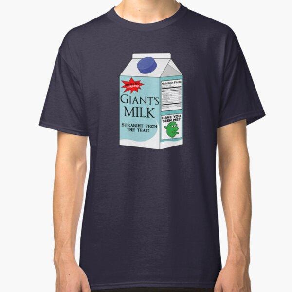 Game of I Got Thrones So Strong Be Healthy Drink Giants Milk Shirt Tormund Got Giantsbane Giants Milk Vintage T-Shirt
