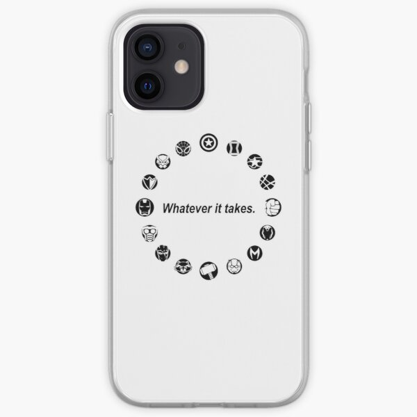 Whatever 1 iPhone Soft Case