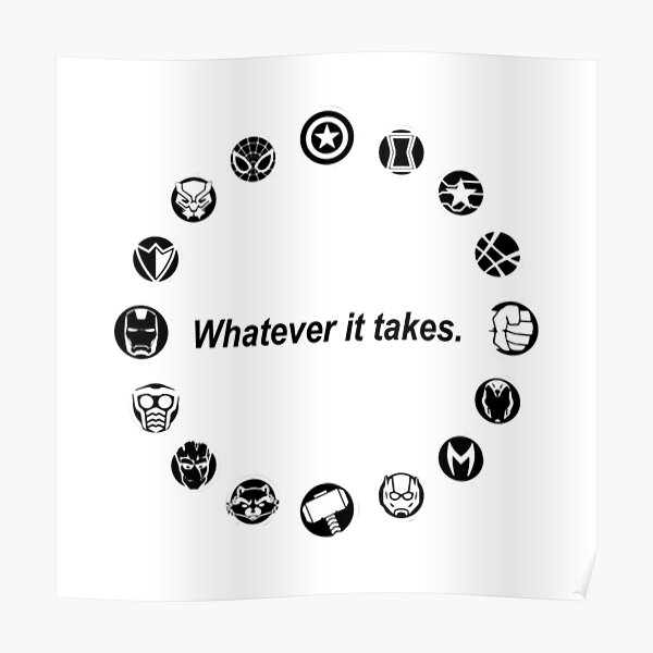 Whatever 1 Poster